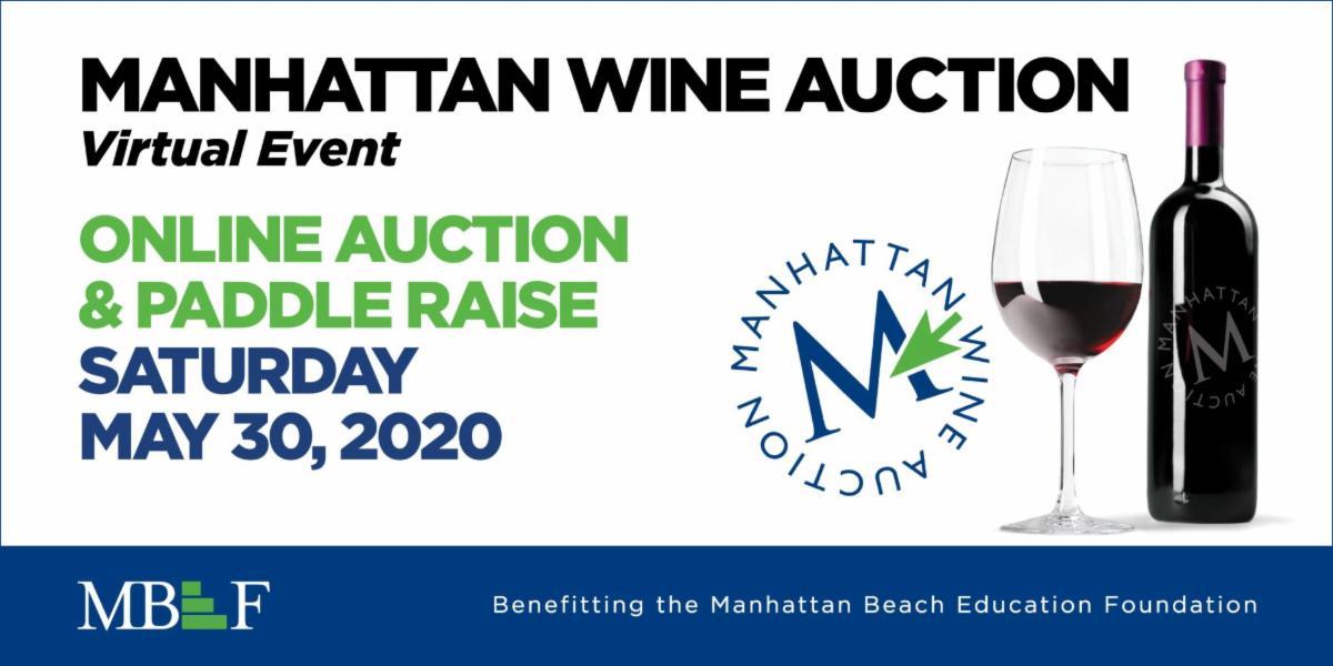 Wine Auction banner