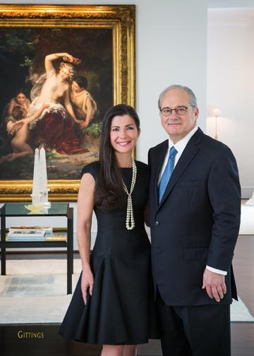 Tony &  Cynthia Petrello
