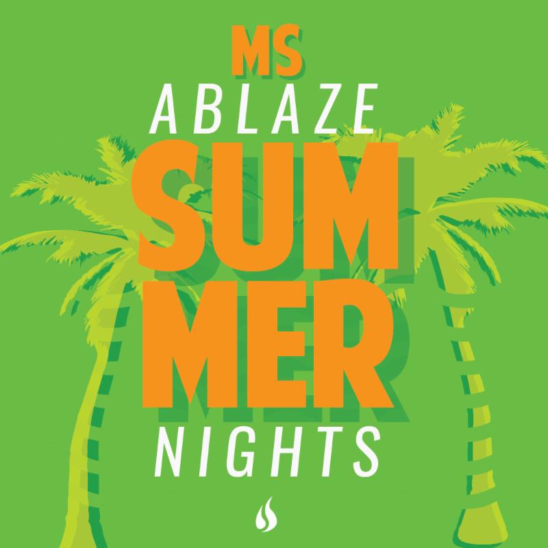Middle School Ablaze Summer Nights