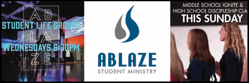 Welcome To Ablaze