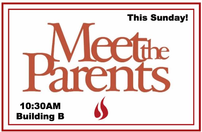 Ablaze Summer Parent Meeting