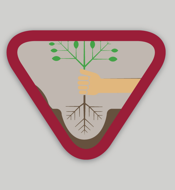 Personal Achievement Badge of the Week: Earth