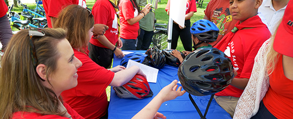 Free Community Events — Learn About Head Safety