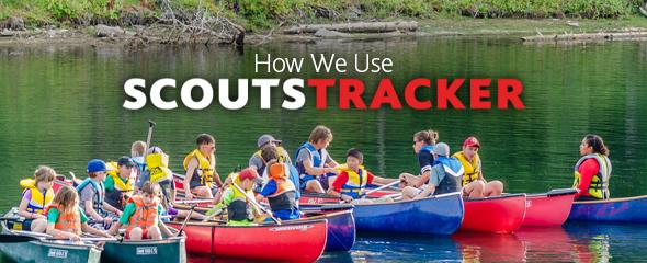 Volunteer Voice: How we use ScoutsTracker