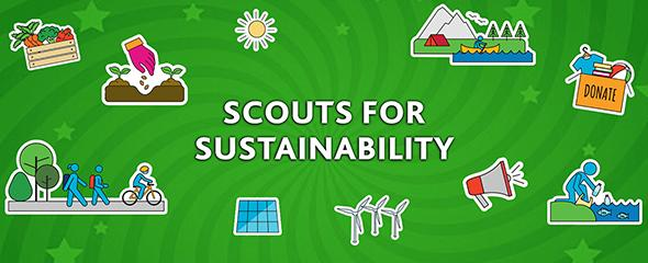 Scouts for Sustainability Website