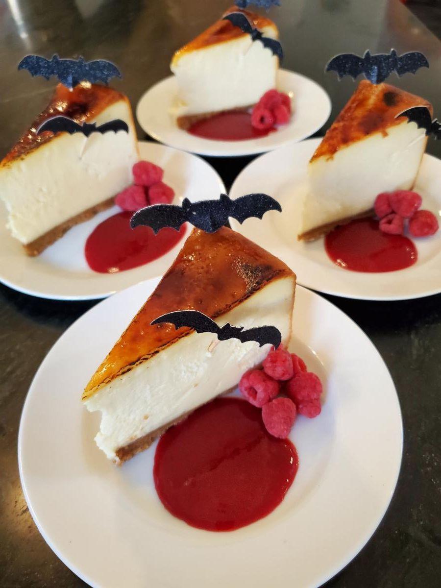 Caramelized Cheesecake-Cheat A Little Catering