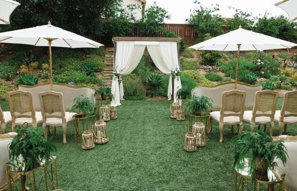 Home Garden Wedding-Bright Event Rentals