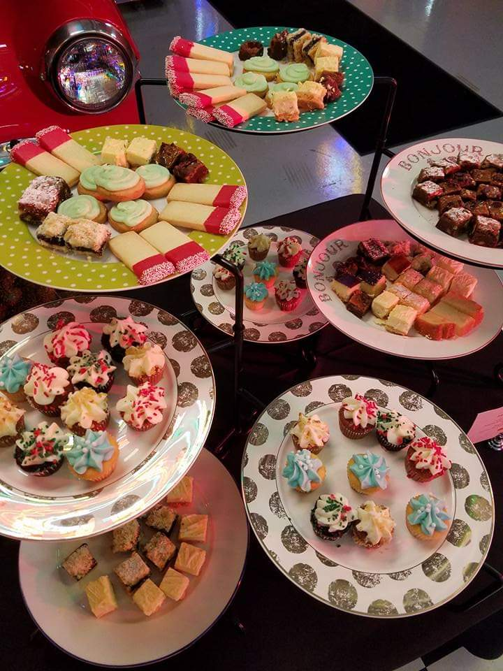 Petite Holiday Desserts-Cheat A Little Catering