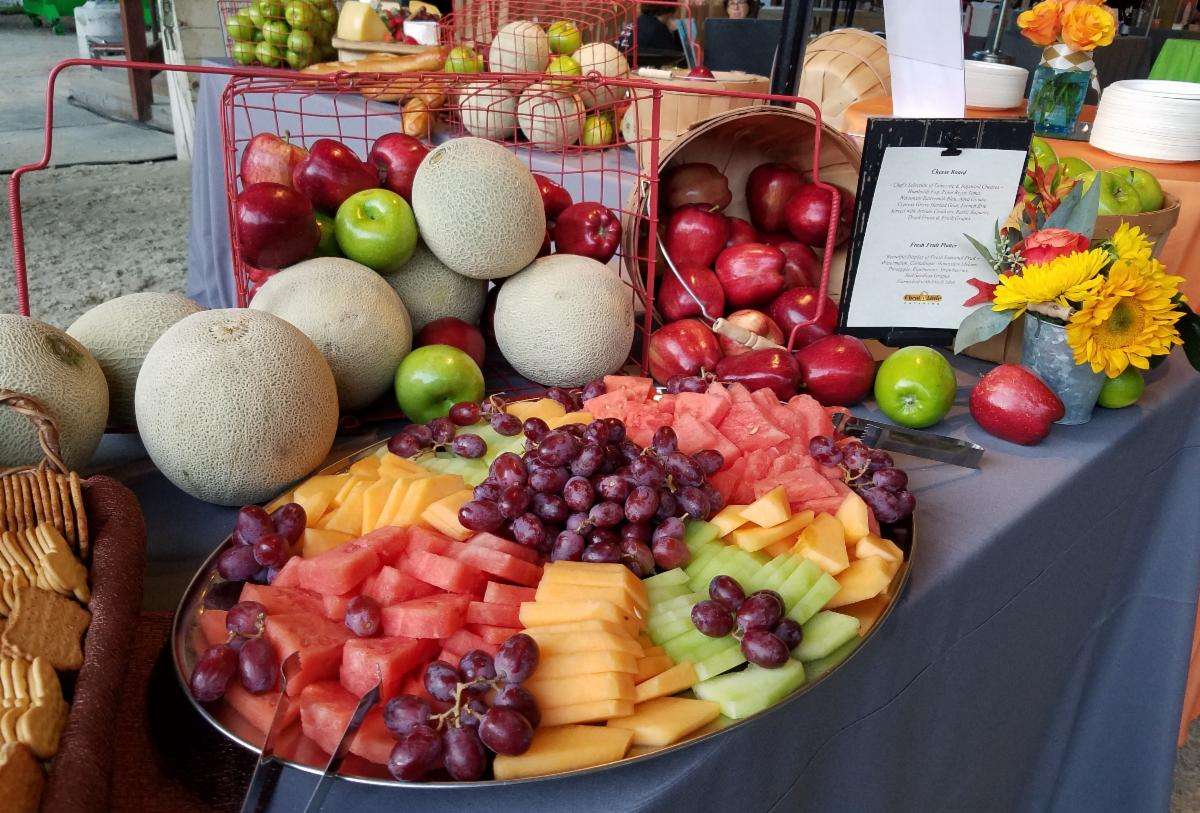 Fruit Display-Cheat A Little Catering