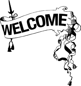 Welcome trimmed