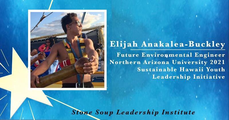 Elijah Anakalea-Buckley, Indigenous Hawaiian