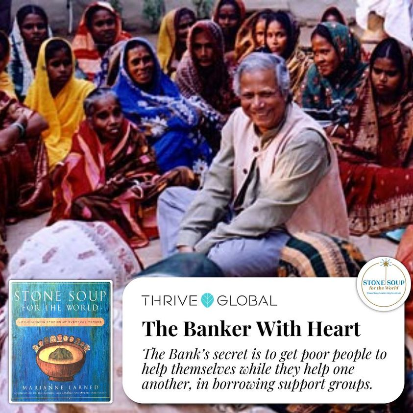 The Banker With Heart