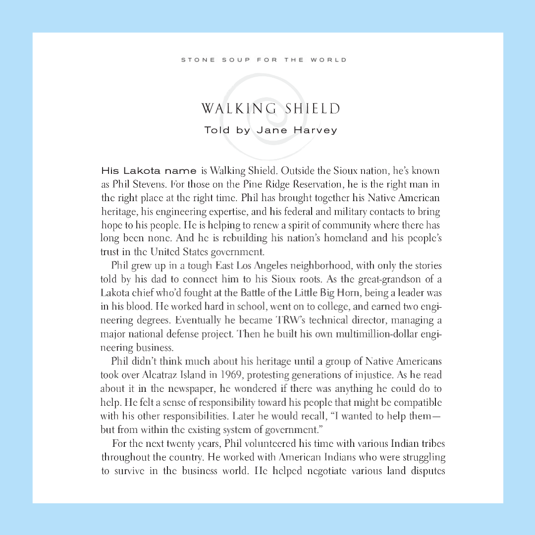 Walking Shield page 1