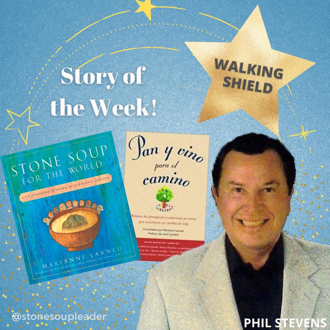 Phil Stevens Story of the Week