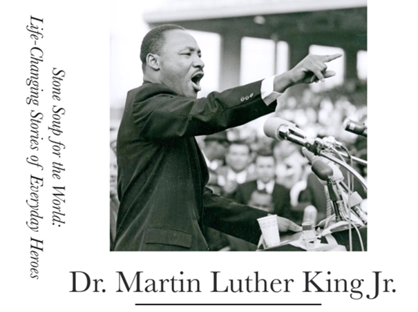 Hero Report: Dr. Martin Luther King Jr.