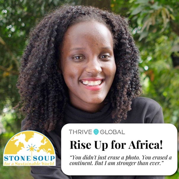 Rise Up for Africa!