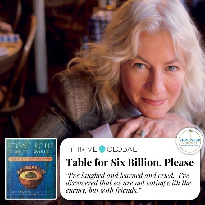 Table for Six Billion, Please