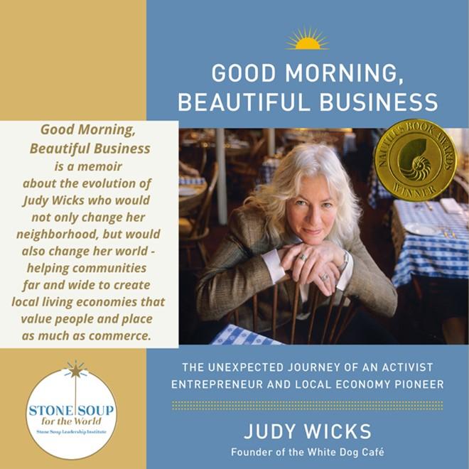 Judy Wicks book