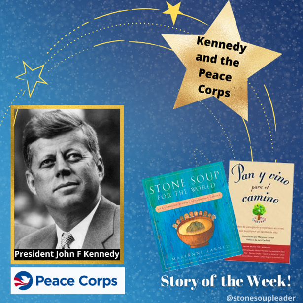 Kennedy and the Peace Corps: Story of the Week