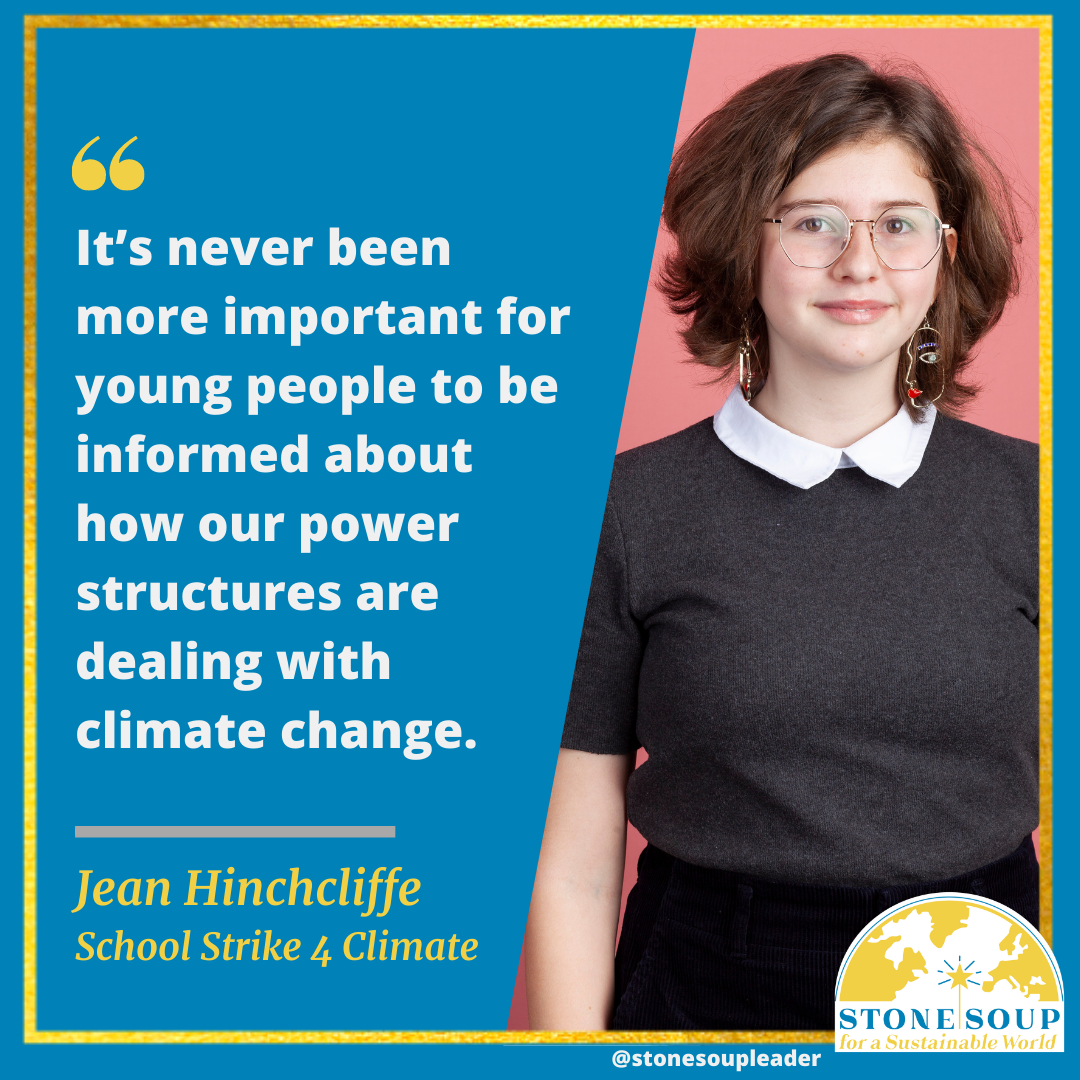 Jean Hinchcliffe quote