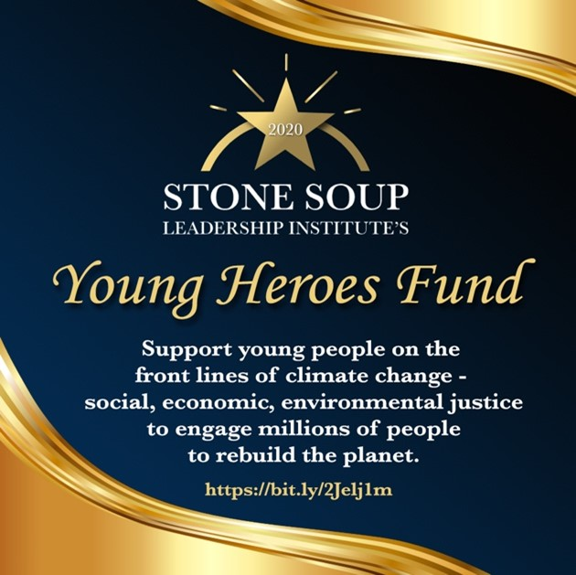 Young Heroes Fund: Donate