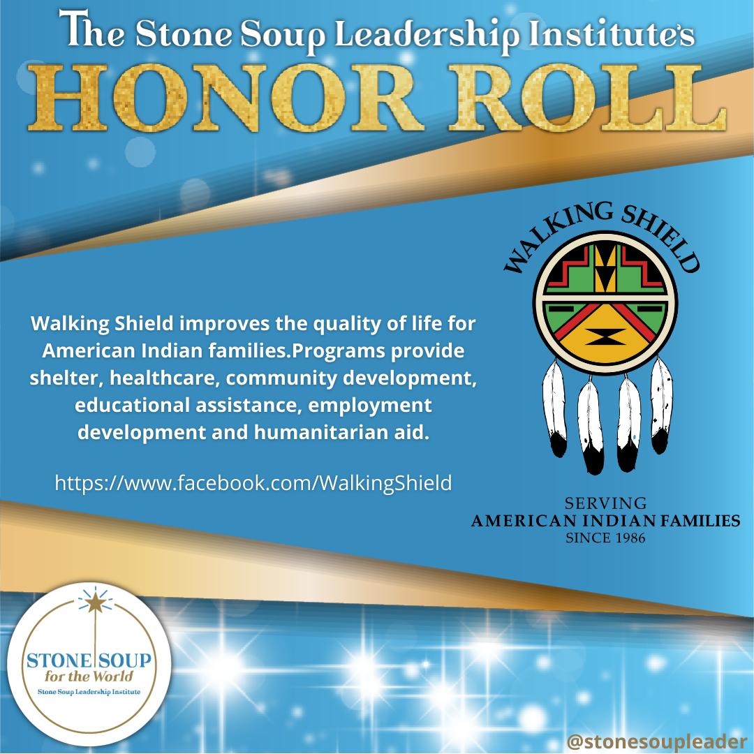 Honor Roll: Walking Shield