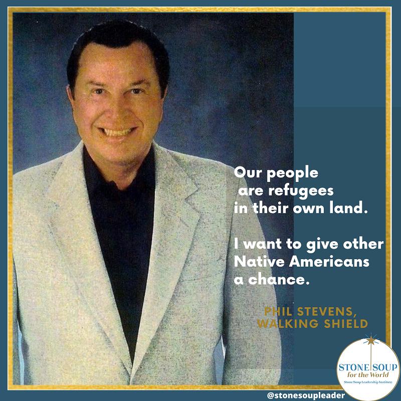 Phil Stevens quote