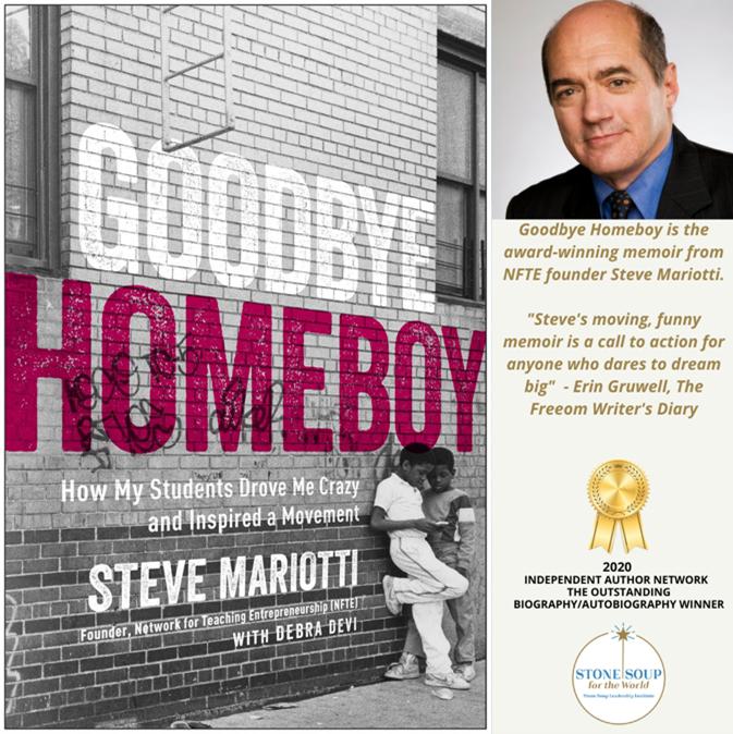 Steve Mariotti book