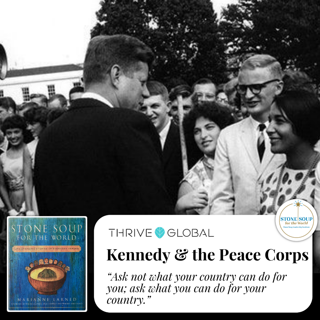 Kennedy & the Peace Corps