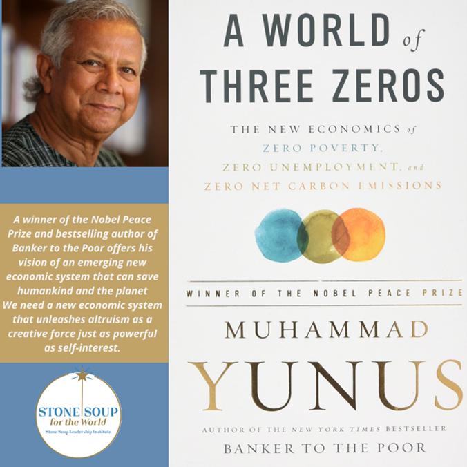Book: A World of Three Zeros