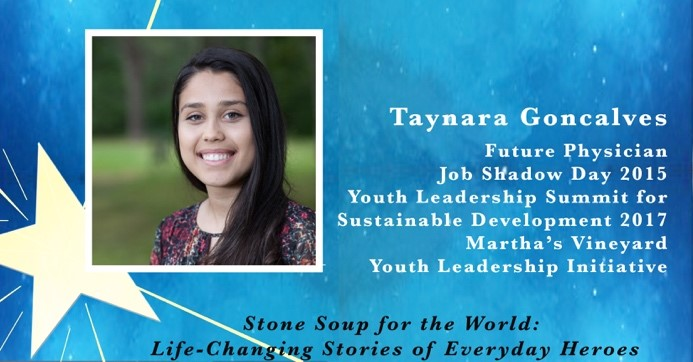 Youth Dreams: Taynara Goncalves