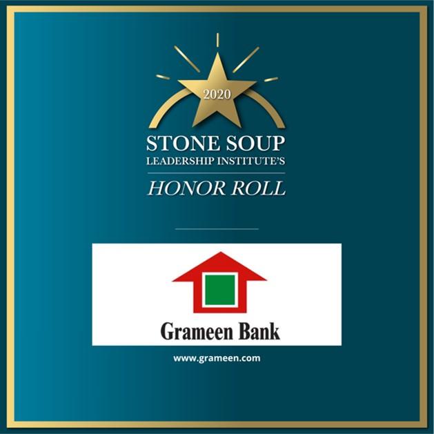 Honor Roll, Grameen Bank