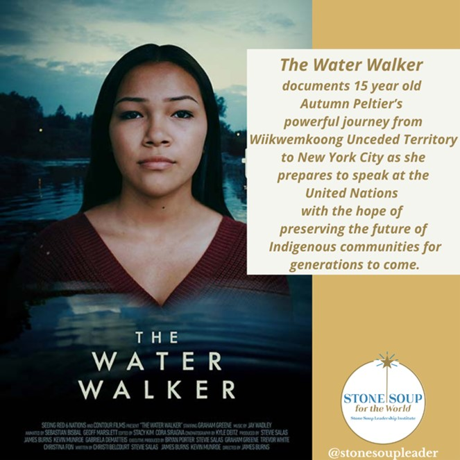 Water Walker documentary