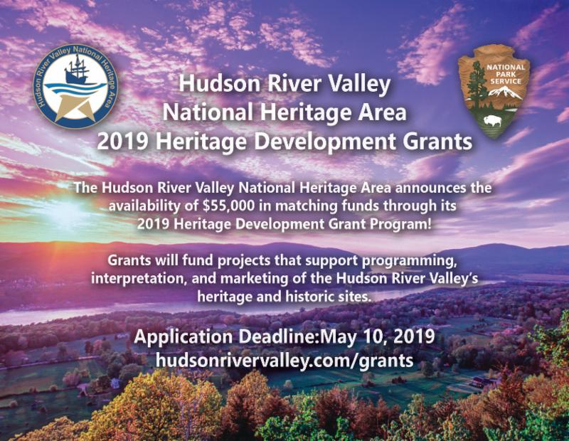 February 2019 E-newsletter: Hudson River Valley Greenway and