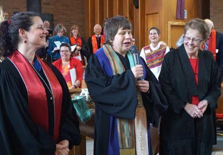 Larges ordination