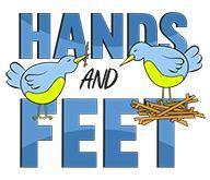 Hands Feet