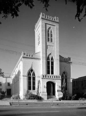 Alabama church