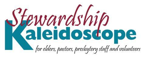 Stewardship Kaleidoscope Logo
