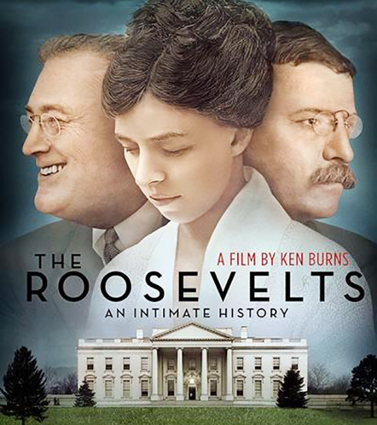 The Roosevelts--An Intimate History