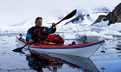 Expedition with Steve Backshall - Greenland--Frozen Frontier