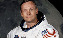 Nova, First Man on the Moon