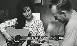 """Country Music - Loretta Lynn and Oliver """"Doolittle"""""""