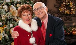 Marion Ross and Gavin MacLeod host Classic Christmas