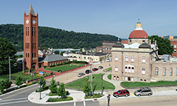 East Liverpool Ohio--My Town