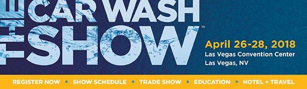 ENews Issue - Car wash show las vegas 2018