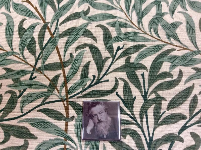 William Morris Willow Boughs