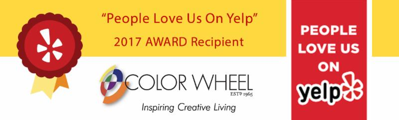 People love Color Wheel on Yelp!