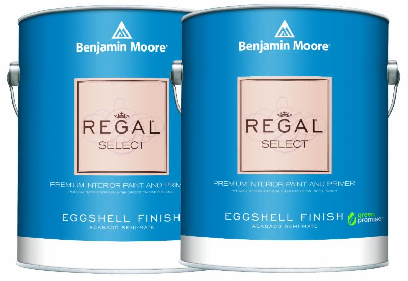 Win 2 gallons of Regal Select from Color Wheel