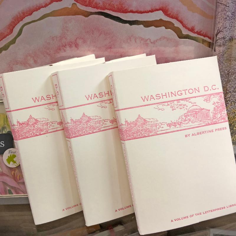 Albertine Press Cherry Blossom Cards at Color Wheel in McLean