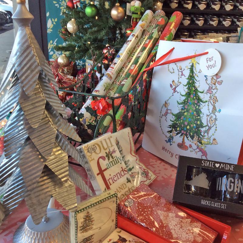Christmas Goodies at Color Wheel in McLean